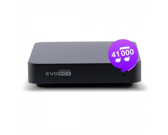 Компактная, портативная караоке-система EVOBOX Plus