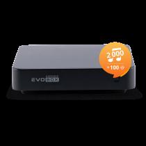 Караоке-система для дома EVOBOX, цвет-BLACK