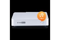 Караоке-система для дома EVOBOX, цвет-SILVER