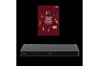 DVD караоке приставка LG DP547H