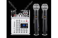 Микрофоны беспроводные с микшером Noir-Audio UM-100